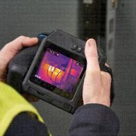 FLIR T530 Professional Thermal Imaging Camera (320×240 Pixels)
