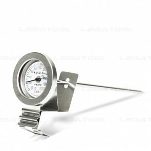 SK Sato SK-1720-00 Bimetal Thermometer สำหรับวัดอุณหภูมิน้ำมัน (0 to 200℃)