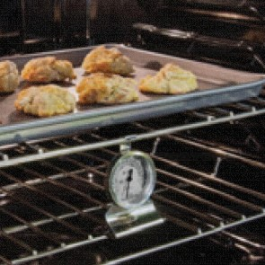 SK Sato SK-1726-20 Bimetal Thermometer for Oven