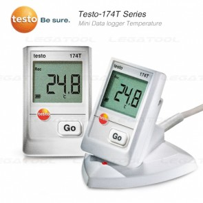 Testo-174T Series เครื่องบันทึกอุณหภูมิ