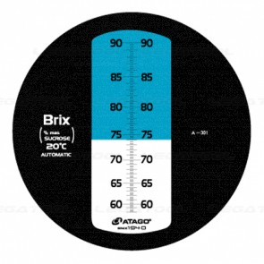 MASTER-3Alpha Brix Refractometer