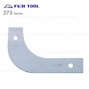 Fuji Tool 273 Type เกจวัดรัศมี (Radius Gauge)