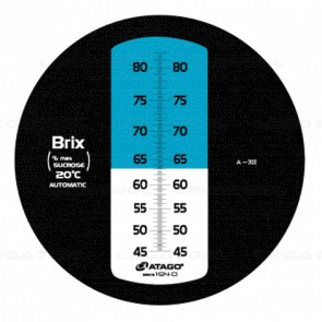 Atago MASTER-4PT Brix Refractometer