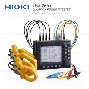 HIOKI 3169 Series เครื่องวิเคราะห์ไฟฟ้า (Power Analyzer)