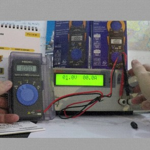 Hioki 3244-60 Pocket Digital Multimeter (AC/DC 500V)