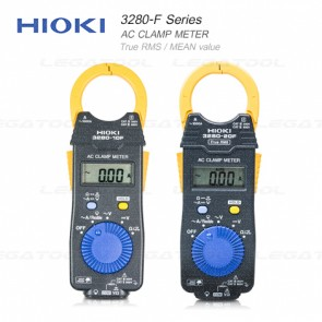 HIOKI-3280-F Series Clamp Meter (True RMS | MEAN value)