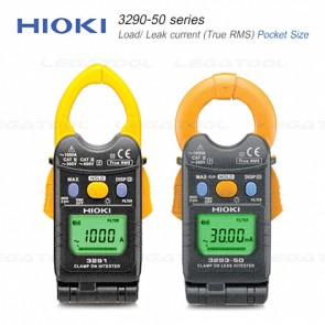 Hioki-3290-50 series แคลมป์ Load/ Leak current (True RMS) (Clamp meter)