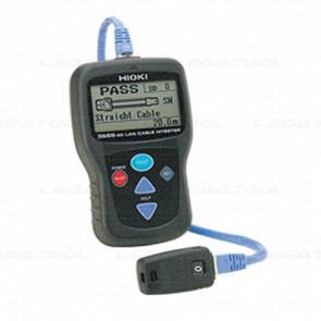 HIOKI 3665-20 LAN CABLE TESTER เครื่องทดสอบสายแลน