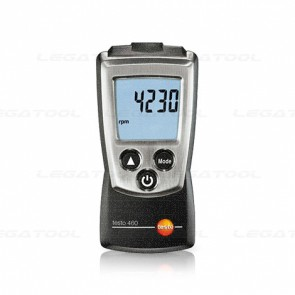 Testo-460 Laser Tachometer (Pocket-sized)