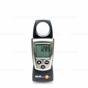 Testo 540 เครื่องวัดค่าความเข้มแสงแบบพกพา (Light & UV)