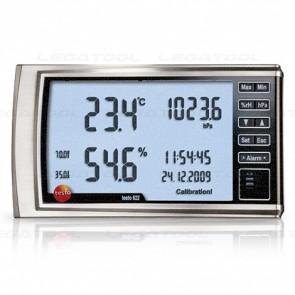 Testo-622 Thermo Hygrometer and Barometer