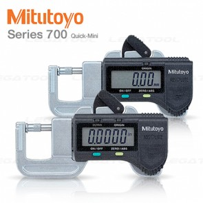 Mitutoyo M-700 Micrometer Quick-Mini Series