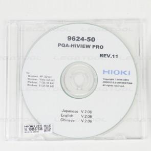 HIOKI 9624-50 PQA-HiVIEW PRO