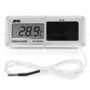 AND AD-5656SL Solar Thermometer