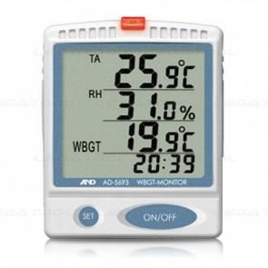 AND AD-5693 เครื่องวัดค่าดัชนีความร้อน