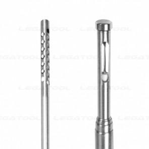 Rixen AK Series โพรบวัดอุณหภูมิอากาศและก๊าซ (Type K)