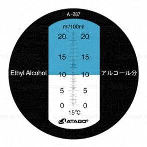 Atago AL-21alpha Alcohol Refractometer