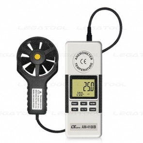 AM-4100B Anemometer - Vane Type