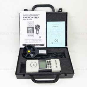Lutron AM-4100B Anemometer 2 in 1 (Type K thermometer, separate probe)