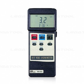 AM-4204 Hot wire Anemometer