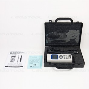 Lutron AM-4224SD Hot wire Anemometer & Air Flow Data Logger (6in1) | SD Card