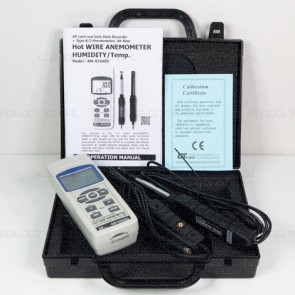Lutron AM-4234SD Hot wire Anemometer-SD Card Data Logger
