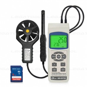 Lutron AM-4237SD Anemometer 7 in 1 | SD Card