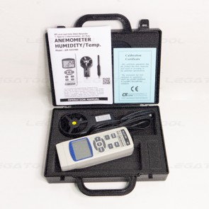 Lutron AM-4237SD Anemometer 7 in 1   SD Card