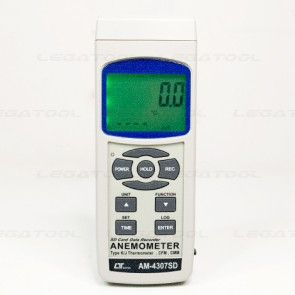 AM-4307SD Van Anemometer