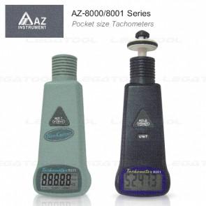 AZ 8000/8001 Series เครื่องวัดความเร็วรอบแบบพกพา