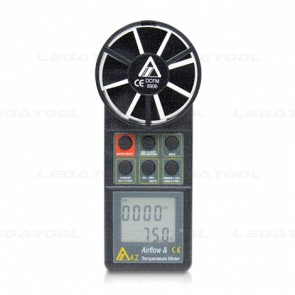 AZ-8906 Anemometer and Air Flow