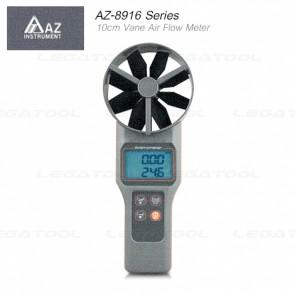 AZ-8916 Series เครื่องวัดความเร็วลมแบบใบพัด