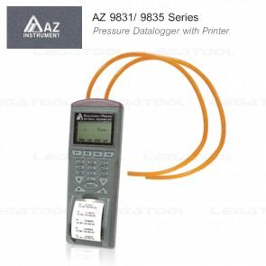 AZ 9831/ 9835 Series เครื่องบันทึกความดันดิจิตอลแบบมีปริ้นเตอร์