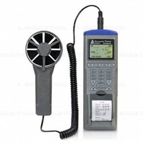 Air Flow Datalogger Printer AZ-9871 เครื่องวัดและบันทึกค่าความเร็วลมแบบมีปริ้นเตอร์