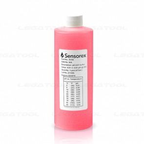 Sensorex B104 pH Buffer Solution pH4.01 (473ml.)