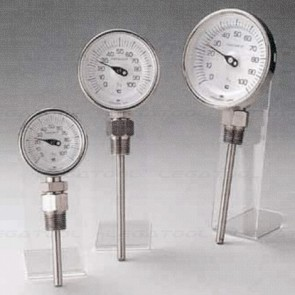 BM Series Bimetal Thermometer (Made to order)