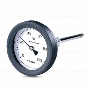 skSATO BM-T-75P Series Bimetal Thermometers