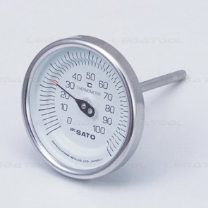 SK Sato BM-T-90S Series Bimetal Thermometers