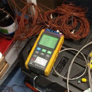 Lutron BTM-4208SD Temperature Recorder 12Ch | Max.1300℃
