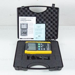 Lutron BVB-8207SD Vibration Meter 4 channels | SD Card Data Logger