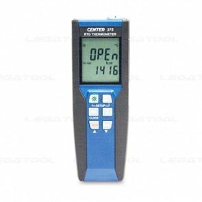 CENTER-375 Precision RTD Thermometer