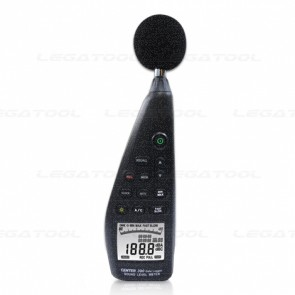 CENTER-390 Sound Level Meter | Class 2