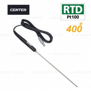 CENTER-TP-R04 โพรบวัดอุณหภูมิ RTD Platinum sensor Pt100