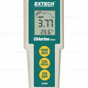 EXTECH EX-CL200 Chlorine Meter