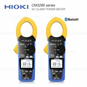 HIOKI CM3286 Series AC Clamp power Meter (ACA/ACV 600V) | True RMS