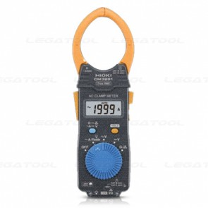 Hioki CM3291 Clamp Meter (True RMS, AC Current, DC/AC Voltage)
