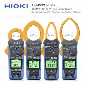 Hioki CM4000 series แคลมป์มิเตอร์ High Performance (True RMS)