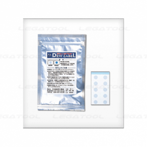 NiGK D-1 แถบวัดอุณหภูมิหยดน้ำค้าง Dew condensation | 200pcs/ 1pack