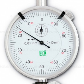 SK Niigataseiki DD-1050 Dial Depth Gauges