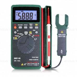 DE-19A Digital Multimeter Pocket Size